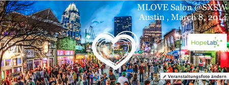 MLOVE Salon @ SXSW in <3 with HopeLab