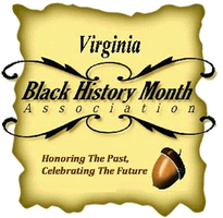 The Virginia Black History Month Association logo