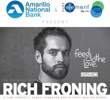 An Evening With Rich Froning