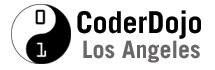 CoderDojo LA at Google LA