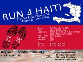 Run 4 Haiti