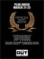 RITES XXXV: THE BLACK PARTY® - Free Ticket Entry