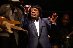 JAMES BROWN TRIBUTE SHOW w/Lloyd Diamond as JB +...