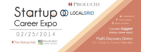 Startup Career Expo 2014