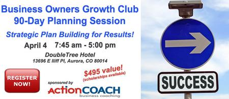 Your Invited to the Top Business Planning Workshop Guar...