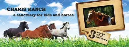 Charis Youth Ranch Summer 2018 Equine Adventure Program