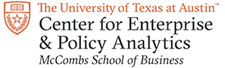 UT Center for Enterprise & Policy Analytics  logo