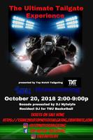 TSU Homecoming 2k18 Ultimate Tailgate Experience