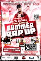Summer Rap Up 2012 - Ron Browz Performs Live