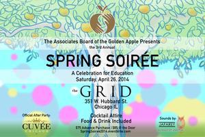 2014 Golden Apple Spring Soirée