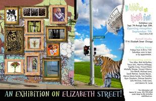 Elizabeth Street: A Lucid Artist Co-op Gallery Exhibition