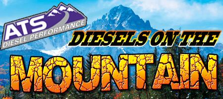 Diesels On The Mountain