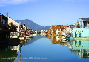 Sausalito Wooden Boat Tour - Historic Houseboat Tour