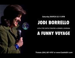 Jodi Borrello's A Funny Voyage