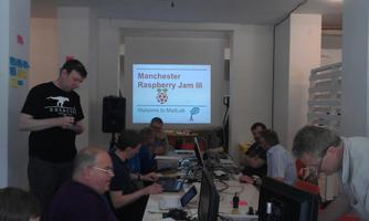 Manchester Raspberry Jam IV