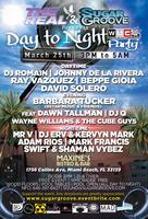Sugar Groove & The Real Pres Day To Night WMC Party