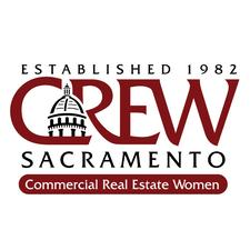 CREW Sacramento logo