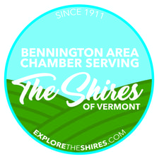 Bennington Area Chamber of Commerce logo