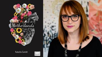 Meet the Author: Natasha Garrett