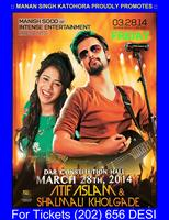 :: First Big Bollywood Concert of 2014 :: Shalmali...
