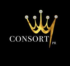 Consort PR  logo