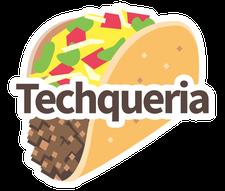 Techqueria NYC logo