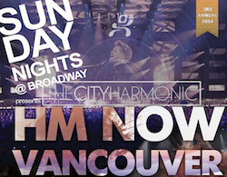 SNAB presents HM NOW Vancouver - Night of Worship