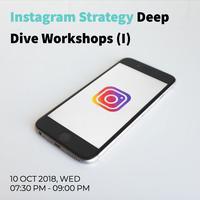 Instagram Strategy Deep Dive Workshops (I)