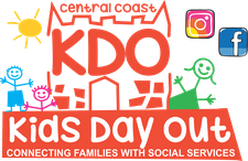 Central Coast Kids Day Out logo