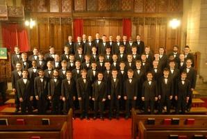 An  Evening with the Pitt Men's Glee Club & Empire...