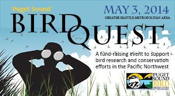 Bird Quest 2014