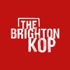 The Brighton Kop  logo