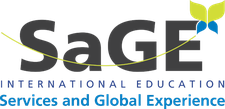 International Education, Services and Global Experience (SaGE) logo