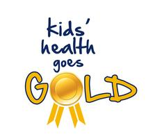 Kids' Health Goes Gold