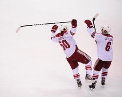 A day with the pros: Phoenix Coyotes