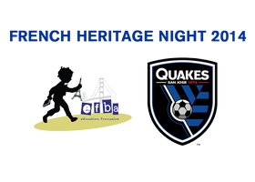Earthquakes Celebrate French Heritage Night