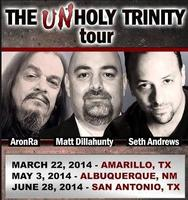 The Unholy Trinity -You can still buy Tickets at the...