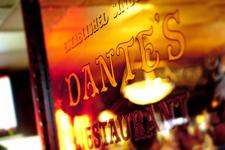 Dante's Restaurants, Inc. logo