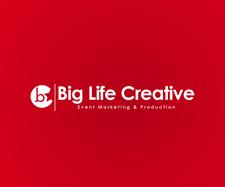 Big Life Creative LLC. logo