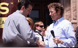 Rand Paul, Ted Cruz, Ken Cuccinelli Breakfast - Hosted...