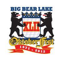 Big Bear Lake Oktoberfest Oct. 20th & 21st  Tickets...