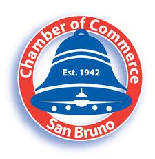 San Bruno Chamber of Commerce logo