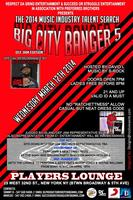 2014 Music Industry Talent Search (Big City Banger 5)...