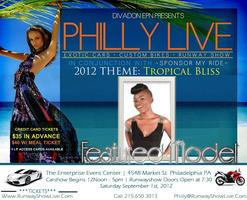 Philly Live Runway & Car Show!!