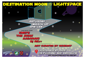 Destination Moon at Lightspace