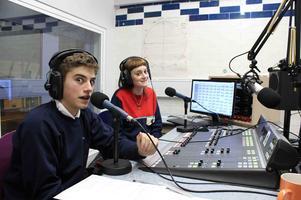 UAS Radio Journalists Summer Term