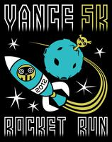 Vance Rocket Run 5k and Kids' Comet Dash