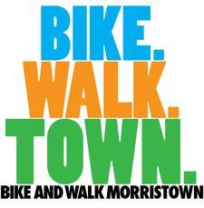 Bike & Walk Morristown logo