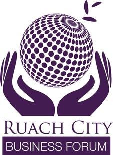 Ruach City Business Forum  logo