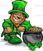 St. Paddy's Day Kegs & Eggs Brunch at MADHATTER...